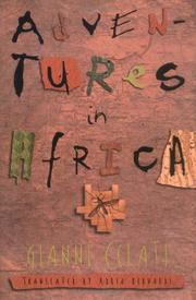 Cover art for ADVENTURES IN AFRICA