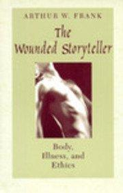 Cover art for THE WOUNDED STORYTELLER