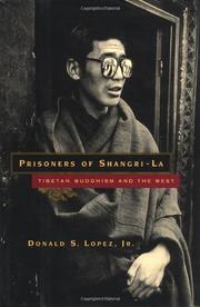 Cover art for PRISONERS OF SHANGRI-LA