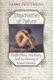 STEPCHILDREN OF NATURE by Harry Oosterhuis