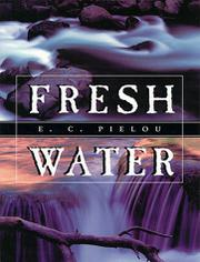 FRESH WATER by E.C. Pielou