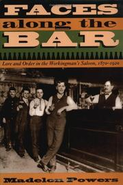Book Cover for FACES ALONG THE BAR
