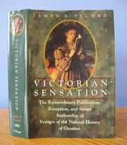 VICTORIAN SENSATION by James A. Secord
