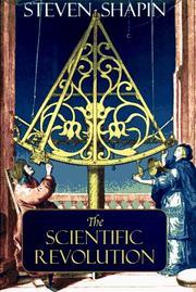 THE SCIENTIFIC REVOLUTION by Steven Shapin