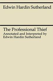 THE PROFESSIONAL THIEF by A Professional Thief