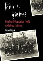 RESCUE AS RESISTANCE by Lucien Lazare