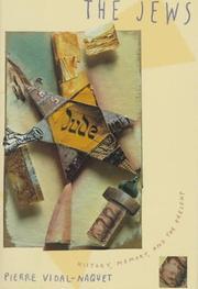 THE JEWS by Pierre Vidal-Naquet