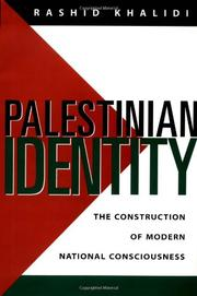Cover art for PALESTINIAN IDENTITY