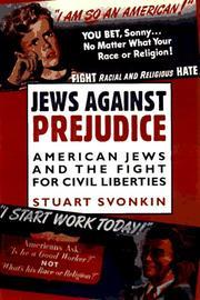 JEWS AGAINST PREJUDICE by Stuart Svonkin