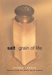 SALT by Pierre Laszlo