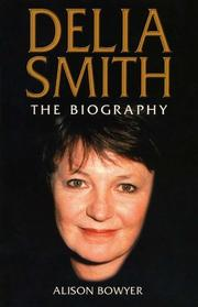 DELIA SMITH by Alison Bowyer