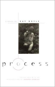 PROCESS by Kay Boyle