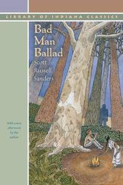 BAD MAN BALLAD by Scott R. Sanders