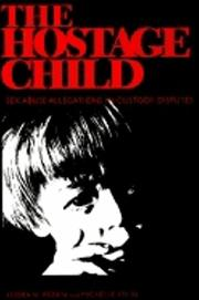 Cover art for THE HOSTAGE CHILD