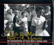 Cover art for A LIFE IS MORE THAN A MOMENT