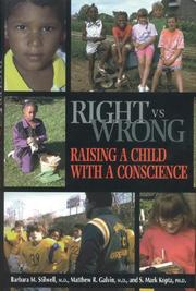 RIGHT VS. WRONG by Barbara M. Stilwell