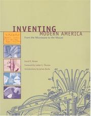 Cover art for INVENTING MODERN AMERICA