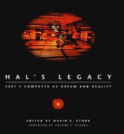 HAL'S LEGACY by David G. Stork