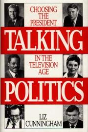 TALKING POLITICS by Liz Cunningham