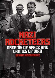 Cover art for THE NAZI ROCKETEERS