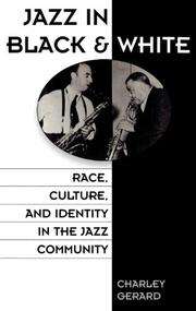 JAZZ IN BLACK AND WHITE by Charley Gerard
