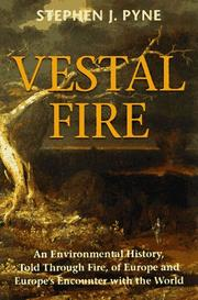 Book Cover for VESTAL FIRE
