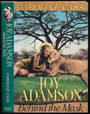 JOY ADAMSON by Caroline Cass