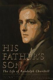 Cover art for HIS FATHER'S SON