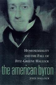 THE AMERICAN BYRON by John W.M. Hallock