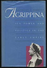 AGRIPPINA by Anthony A. Barrett