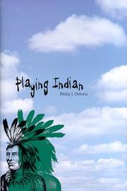 Book Cover for PLAYING INDIAN