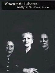 Cover art for WOMEN IN THE HOLOCAUST