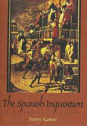 Cover art for THE SPANISH INQUISITION