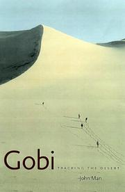 GOBI by John Man