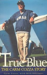 Book Cover for TRUE BLUE