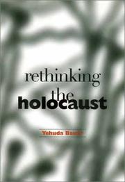 Cover art for RETHINKING THE HOLOCAUST