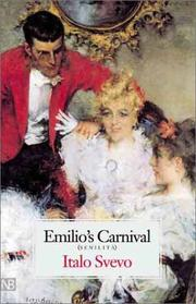 Cover art for EMILIO'S CARNIVAL