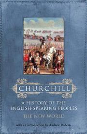 NEW WORLD by Winston S.  Churchill