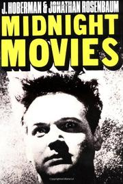 MIDNIGHT MOVIES by J. & Jonathan Rosenbaum Hoberman