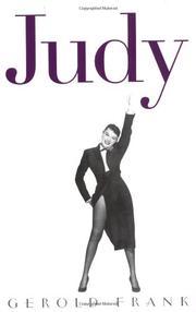 JUDY. by Gerold Frank