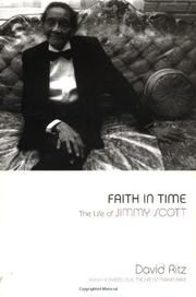FAITH IN TIME by David  Ritz