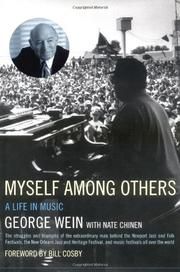 MYSELF AMONG OTHERS by George Wein
