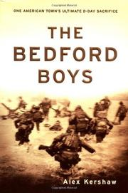 THE BEDFORD BOYS by Alex Kershaw
