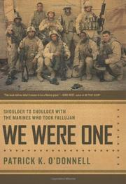 Cover art for WE WERE ONE