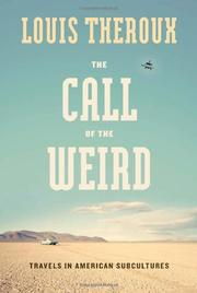 Cover art for THE CALL OF THE WEIRD