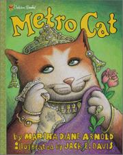 METRO CAT by Marsha Diane Arnold