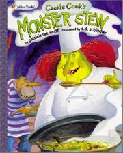 Cover art for CACKLE COOK'S MONSTER STEW