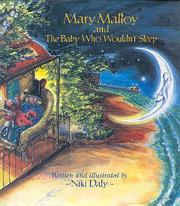 MARY MALLOY AND THE BABY WHO WOULDN'T SLEEP by Niki Daly