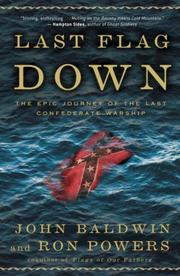 LAST FLAG DOWN by John Baldwin