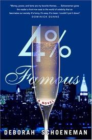 4% FAMOUS by Deborah Schoeneman